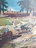 Картина на полотне 2. Копия., фото №12