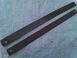 Рапитовые полотна -  (для изготовления ножей или мачете), фото №2
