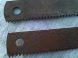 Рапитовые полотна -  (для изготовления ножей или мачете), фото №3
