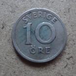10  эре 1940  Швеция   (П.4.4), фото №3