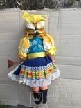 Чехословацкая народная кукла, фото №3