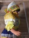 Чехословацкая народная кукла, фото №11