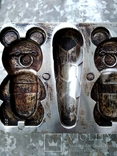 Форма для выпечки Олимпийские мишки, фото №7