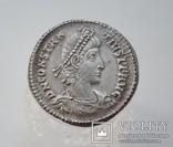 Constantius II. AD 337-361. AR Siliqua (вес-3.2 гр.), фото №2