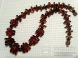 Бусы янтарь. Калининград СССР ( 56,13 грамм), фото №8