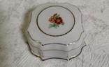 Керамическая шкатулочка Барановка, фото №2
