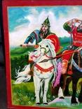 Копия картины Три богатыря 4, фото №3