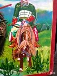 Копия картины Три богатыря 4, фото №9