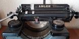 Немецкая печатная машинка Adler, фото №4