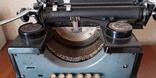 Немецкая печатная машинка Adler, фото №5