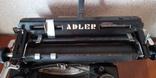 Немецкая печатная машинка Adler, фото №7