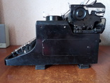 Немецкая печатная машинка Adler, фото №11