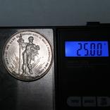 5 франков 1879. Серебро. 25.00 г, фото №4