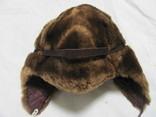 Шапка мутоновая детская, фото №2