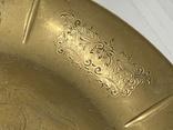 Винтажная Тарелка Silver Plate Made in England, фото №4