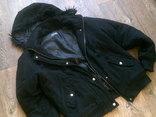 Driver New York City - теплая куртка толстовка, фото №3