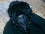Driver New York City - теплая куртка толстовка, фото №11