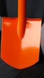 Лопата саперка аналог Fiskars, фото №4