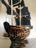 Парусник 3х мачтовый (пиратский корабль) Черная жемчужина, фото №11