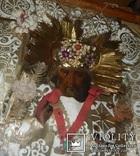 Икона Св. Николай. Дерево 46 Х 40 см., фото №8