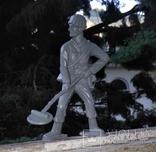 "Солдатик из Англии - ""копатель""., фото №5"
