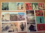 Херсонесский заповедник, набор 18 открыток, изд РУ 1984, фото №7