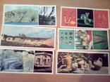 Херсонесский заповедник, набор 18 открыток, изд РУ 1984, фото №10