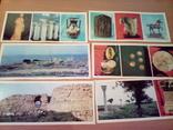 Херсонесский заповедник, набор 18 открыток, изд РУ 1984, фото №11