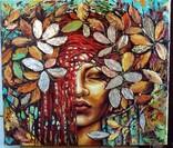Золотая осень. автор Березина Карина