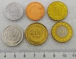 Арменя 10, 20, 50, 100, 200, 500 Драмм 2003-2004 гг., фото №2
