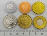 Арменя 10, 20, 50, 100, 200, 500 Драмм 2003-2004 гг., фото №3
