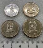 Парагвай 50 , 100 , 500 , 1000 Гуарани 2007-2012 гг., фото №3