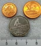 Гайяна 1 , 5 , 10 долларов 2007 - 2008 гг., фото №2