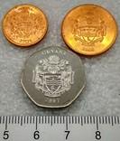 Гайяна 1 , 5 , 10 долларов 2007 - 2008 гг., фото №3