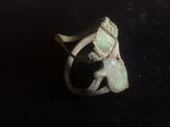Пара колечек со щитками, фото №3