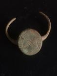 Перстень со щитком, фото №2