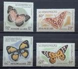 Лаос. Бабочки. 1965 год., фото №2
