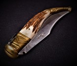Швейцарский складной нож Hunter  Victorinox, фото №6