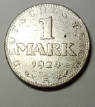1 марка 1924 г, фото №2