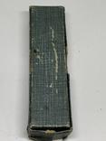 Набор 6 ложек Джона Генри Поттера  маркировкой ARARA Silver Potter`s.11см 1900-1940, фото №12