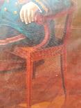 Картина соцреализм Брежнев в кабинете Редкая!!!, фото №12