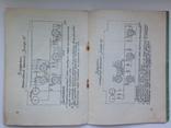 Днiпро 52 Инструкция паспорт схема 1953 32 с. 6300 экз. Днипро-52, фото №10