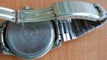 Часы Quartz--влагозащитные с браслетом, фото №4