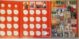10 шт. Планшет для ювілейних і памятних монет СРСР фото 4
