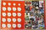 10 шт. Планшет для ювілейних і памятних монет СРСР фото 5