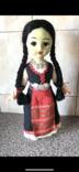 Кукла ссср ивановская фабрика 45 см болгарка, фото №3