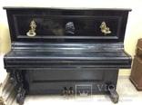 Пианино Немецкое слоновая Кость, фото №2