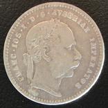 20 крейцеров 1869, фото №2