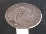 20 крейцеров 1869, фото №4