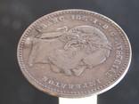 20 крейцеров 1869, фото №5